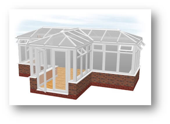 What are the lowest cheap conservatory prices?